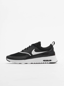 meet 52d78 cc64f Nike Baskets Air Max Thea noir