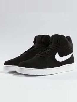 Nike Baskets Court Borough Mid noir