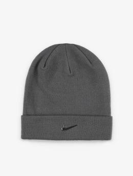 Nike Beanie Swoosh grau
