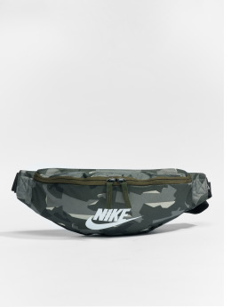 Nike Borsa Sportswear Heritage Hip Pack mimetico