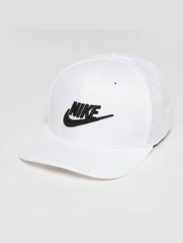 Nike Casquette Flex Fitted Swflx CLC99 blanc