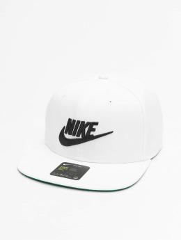 Nike Casquette Snapback & Strapback Sportswear Futura Pro blanc