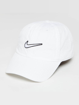 Nike Casquette Snapback & Strapback SWH Essential H86 blanc