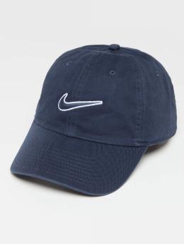Nike Casquette Snapback & Strapback SWH Essential H86 bleu