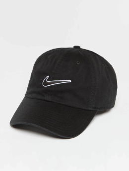 Nike Casquette Snapback & Strapback SWH Essential H86 noir