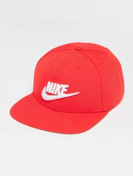 Nike Casquette Snapback & Strapback Sportswear Futura Pro rouge