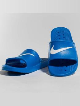 Nike Claquettes & Sandales Kawa Shower bleu