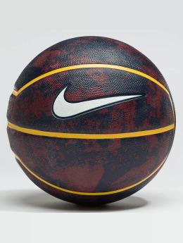 Nike Performance Balle LeBron Playground 4P rouge