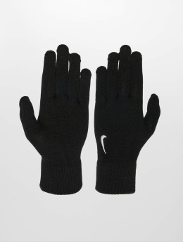 Nike Performance Gants Swoosh Knit noir