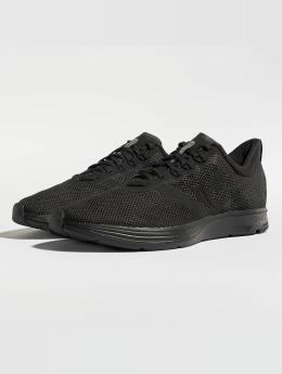 Nike Performance Laufschuhe Zoom Strike schwarz