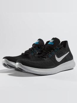 Nike Performance sneaker Free RN Flyknit 2017 zwart