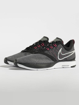 Nike Performance Sportsocken Zoom Strike schwarz