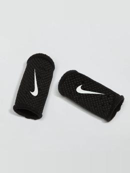 Nike Performance zweetbandje Finger zwart