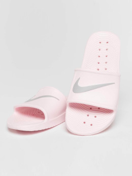 Nike Frauen Sandalen Kawa Shower in pink