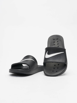 Nike Sandalen Kawa Shower Slide schwarz