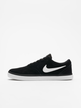 Nike SB Baskets SB Check Solarsoft noir
