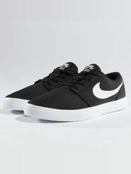 Nike SB Baskets SB Portmore II Ultralight noir