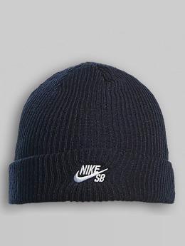 Nike SB Beanie Fisherman blå