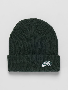 Nike SB Beanie Fisherman green