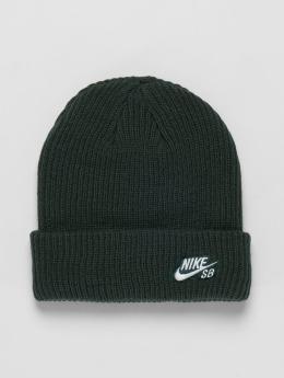 Nike SB Beanie Fisherman grön