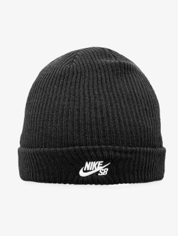Nike SB Beanie Fisherman zwart