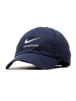 Nike SB Fitted Cap Heritage 86 Twill blau