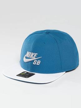 Nike SB Snapback Cap Icon blau