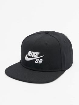 Nike SB Snapback Cap SB Icon Pro nero
