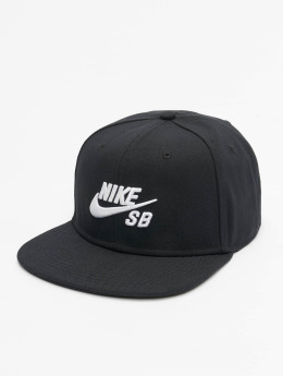 Nike SB Snapback Caps SB Icon Pro čern