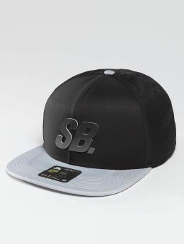 Nike SB Snapback Caps Dry musta