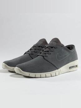 Nike SB sneaker SB Stefan Janoski Max grijs