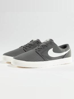 Nike SB sneaker SB Portmore II Ultralight grijs