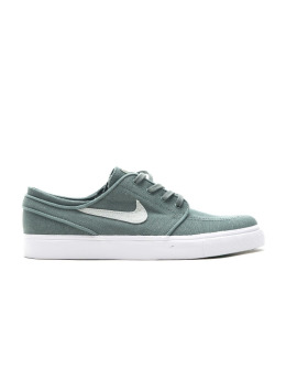 Nike SB Sneaker Zoom Stefan Janoski Canvas grün