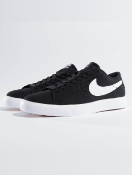 Nike SB Sneaker Blazer Vapor schwarz