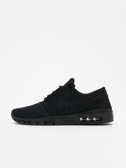 Nike SB Sneakers SB Stefan Janoski Max czarny