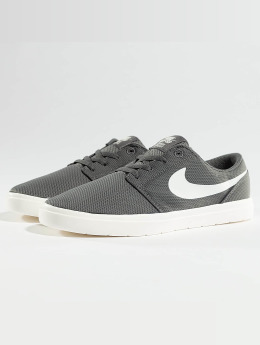 Nike SB Sneakers SB Portmore II Ultralight gray