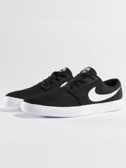 Nike SB Sneakers Portmore II sort