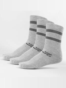 Nike SB Sokken Crew Skateboarding grijs