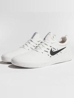 Nike SB Tøysko Nyjah Free Skateboarding hvit