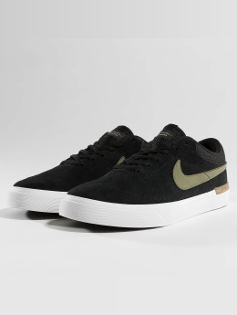 Nike SB Tennarit SB Koston Hypervulc Skateboarding musta