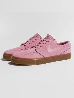 Nike SB Tennarit SB Zoom Stefan Janoski vaaleanpunainen