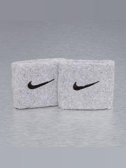 Nike Schweißband Swoosh Wristbands  grau