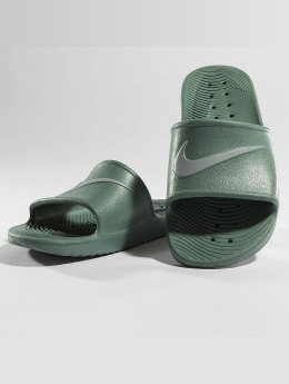 Nike Slipper/Sandaal Kawa Shower Slide groen