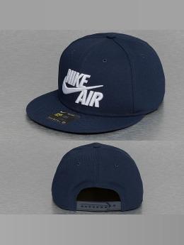 Nike Snapback Cap Air True EOS blau