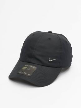 Nike Snapback Caps Sportswear Heritage 86 musta