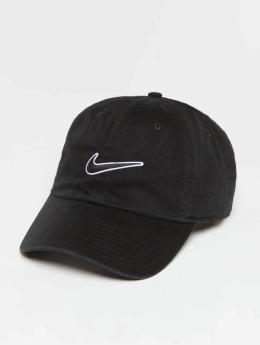 Nike Snapback Caps SWH Essential H86 musta