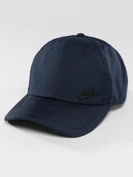 Nike Snapback Caps H86 niebieski