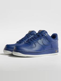 Nike Sneaker Air Force 1 '07 blau