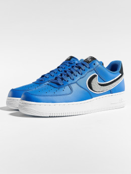 Nike / sneaker Air Force 1 '07 Lv8 in blauw