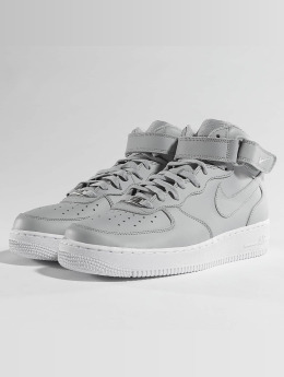 Nike Sneaker Air Force 1 Mid '07 grau